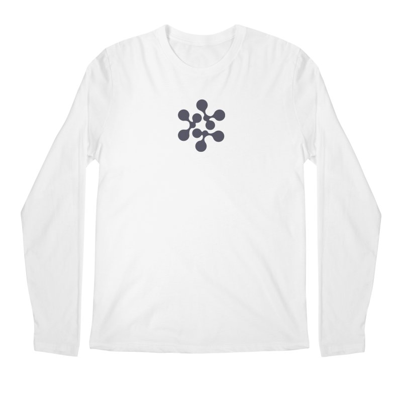 KNOW Node Men's Regular Longsleeve T-Shirt by KNOW Identity