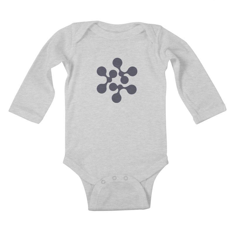 KNOW Node Kids Baby Longsleeve Bodysuit by KNOW Identity