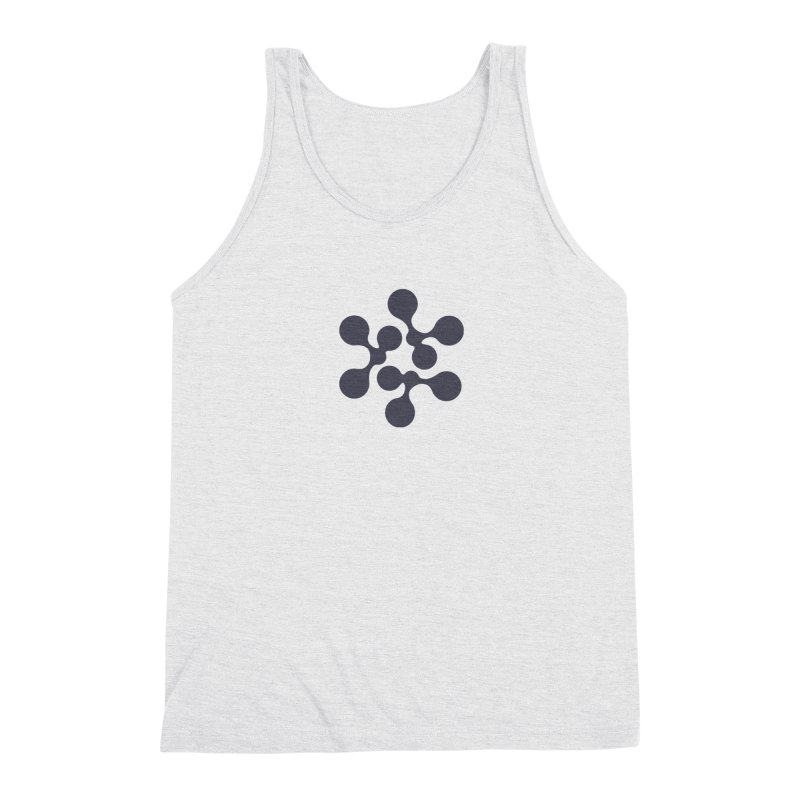 KNOW Node Men's Triblend Tank by KNOW Identity