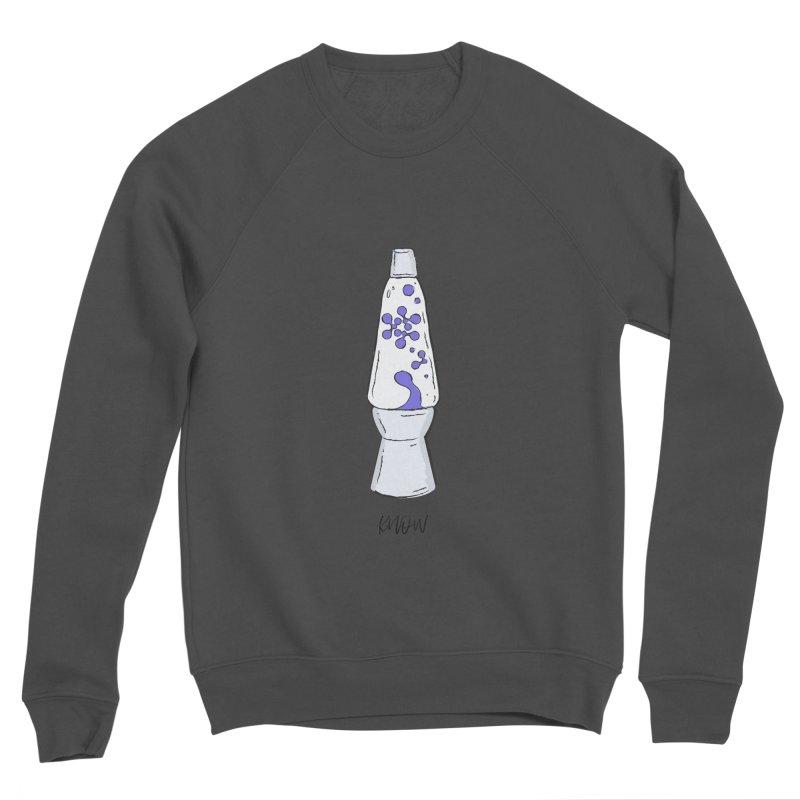 KNOW It All (Purple) Women's Sponge Fleece Sweatshirt by KNOW Identity