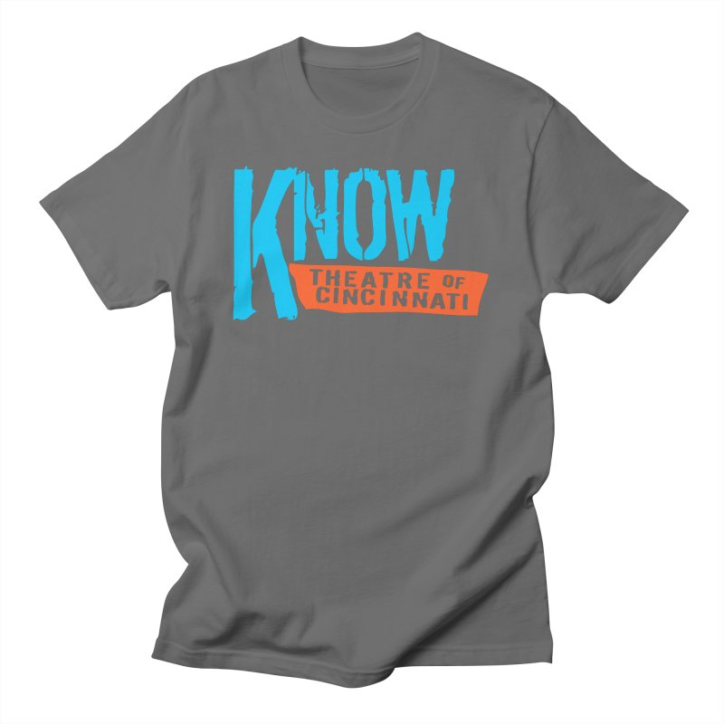Know Color Logo Men's T-Shirt by Know Theatre's Sweet Swag Store!