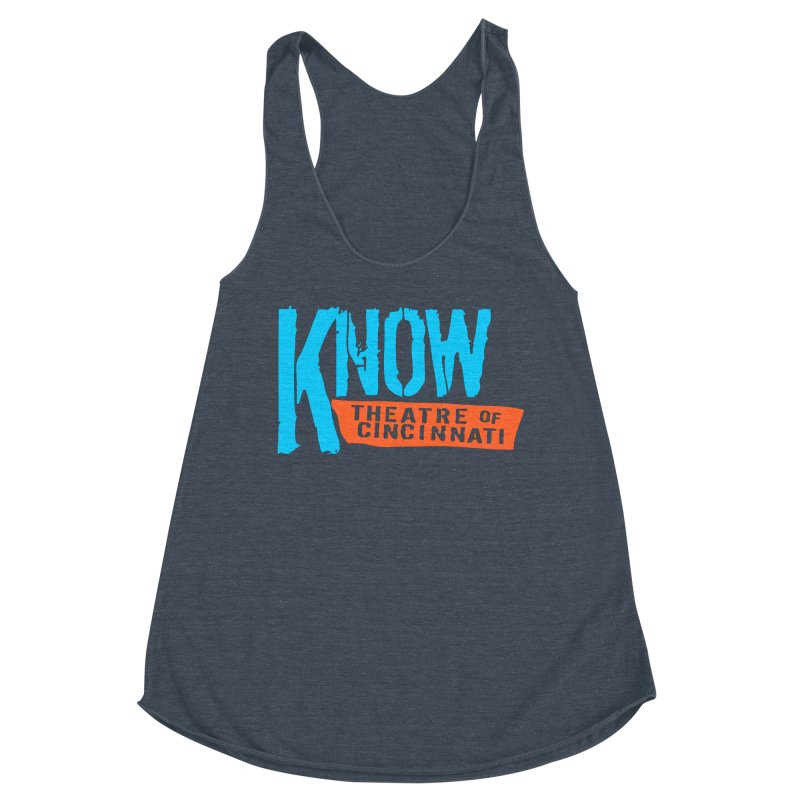 Know Color Logo Women's Tank by Know Theatre's Sweet Swag Store!