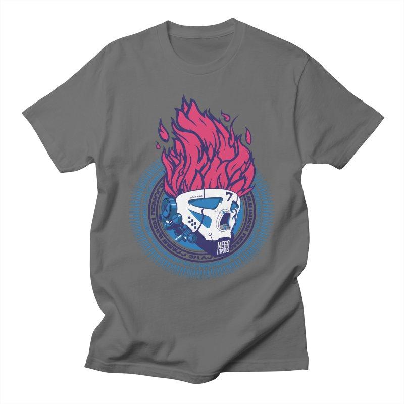METROPOLIS... Men's T-Shirt by KOBALT7threadless