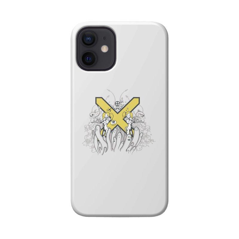 PLAN3T X-Y Accessories Phone Case by KOBALT7threadless