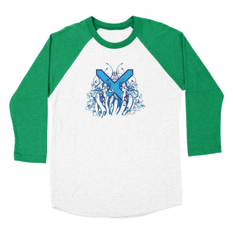 PLAN3T X-B Women's Longsleeve T-Shirt by KOBALT7threadless