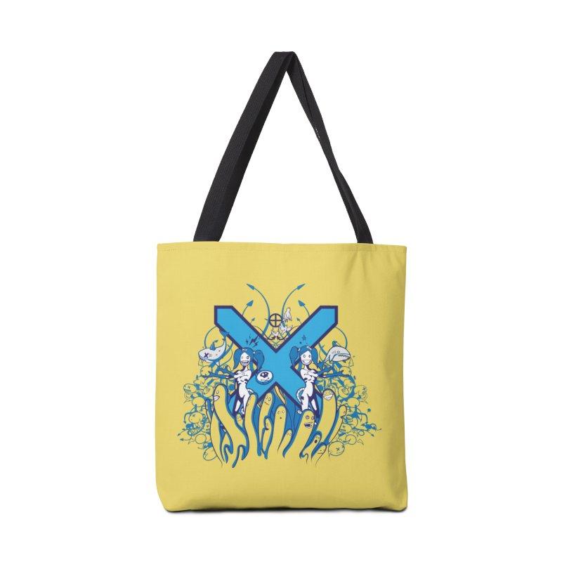 PLAN3T X-B Accessories Bag by KOBALT7threadless