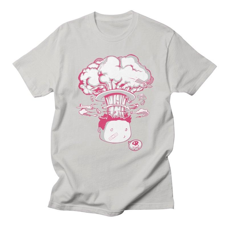 Good Idea Men's T-Shirt by KOBALT7threadless