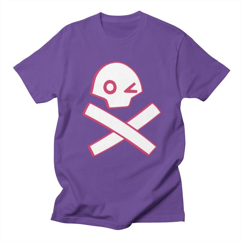 hipster pirate Men's T-Shirt by KOBALT7threadless