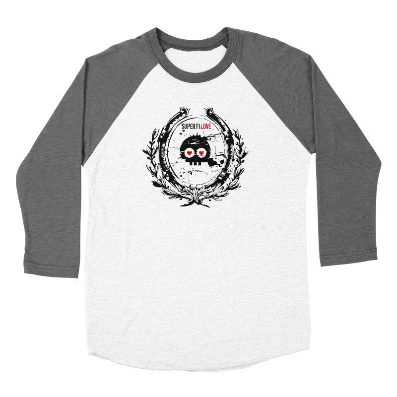 SUPER.FI.LOVE Women's Longsleeve T-Shirt by KOBALT7threadless