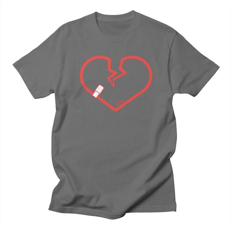 NoLOVE Men's T-Shirt by KOBALT7threadless