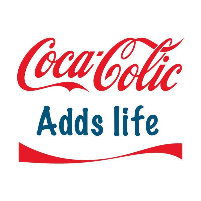 Coca Colic Adds Life by kobolt - ideas out of the blue