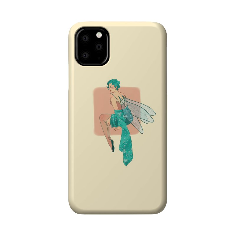 Pin-up Pixie Accessories Phone Case by Kobrah's Artist Shop