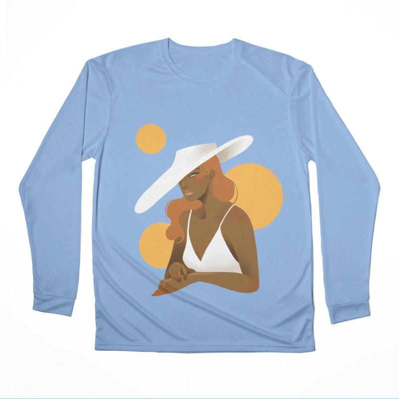 Fashion Men's Performance Longsleeve T-Shirt by Kobrah's Artist Shop