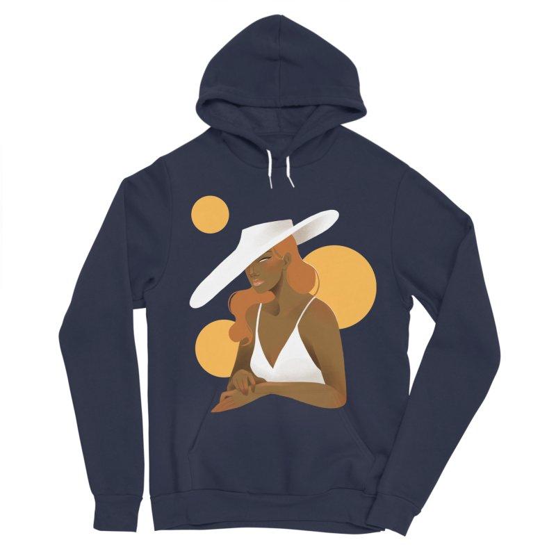 Fashion Men's Sponge Fleece Pullover Hoody by Kobrah's Artist Shop
