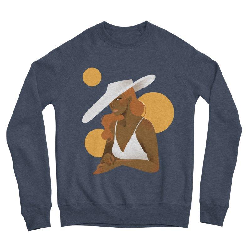 Fashion Men's Sponge Fleece Sweatshirt by Kobrah's Artist Shop