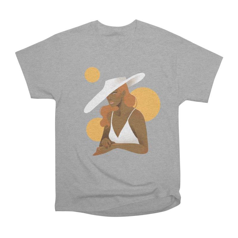 Fashion Men's Heavyweight T-Shirt by Kobrah's Artist Shop