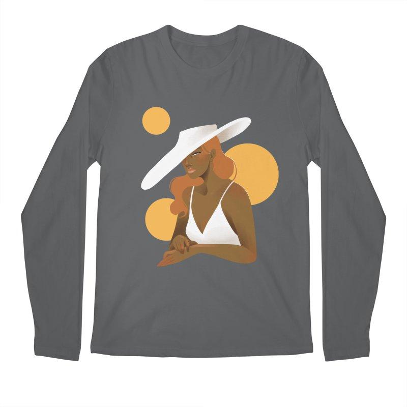 Fashion Men's Regular Longsleeve T-Shirt by Kobrah's Artist Shop