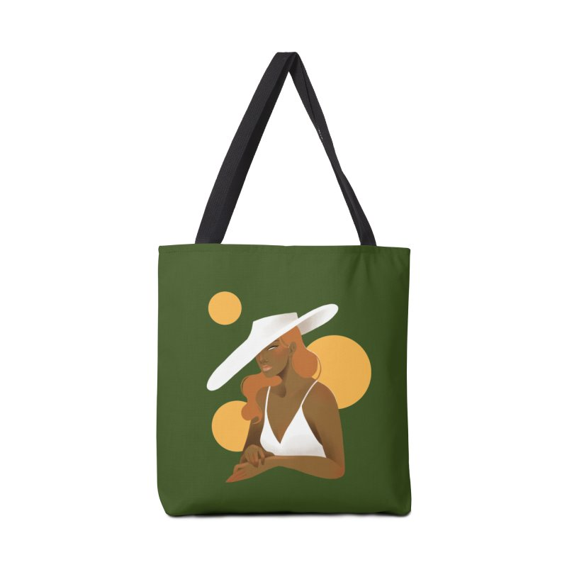 Fashion Accessories Tote Bag Bag by Kobrah's Artist Shop