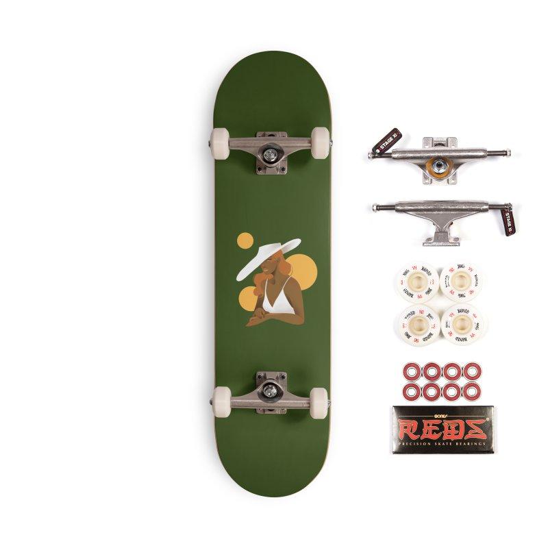 Fashion Accessories Complete - Pro Skateboard by Kobrah's Artist Shop