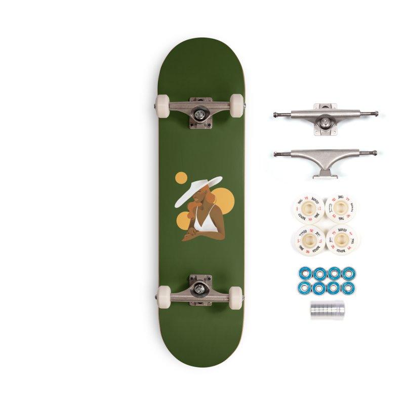 Fashion Accessories Complete - Premium Skateboard by Kobrah's Artist Shop