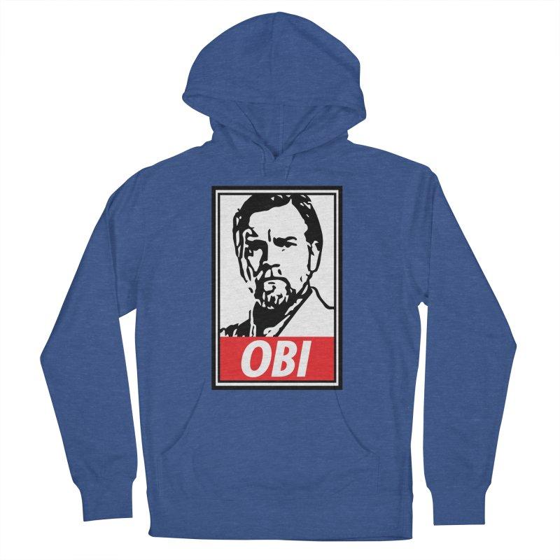 OBI Men's Pullover Hoody by kodeapparel's Artist Shop