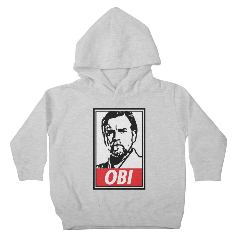 OBI Kids Toddler Pullover Hoody by kodeapparel's Artist Shop