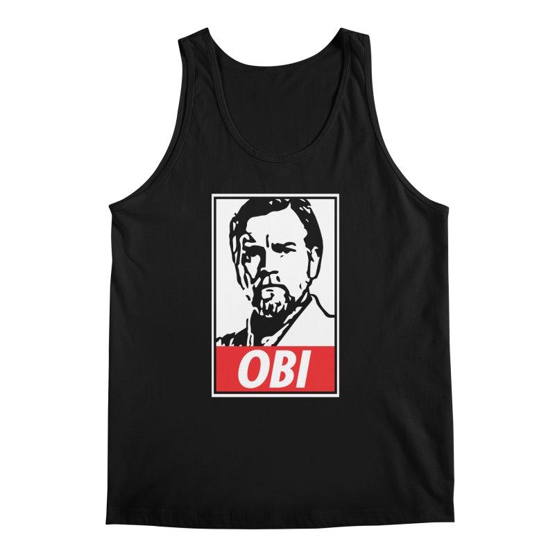 OBI Men's Tank by kodeapparel's Artist Shop
