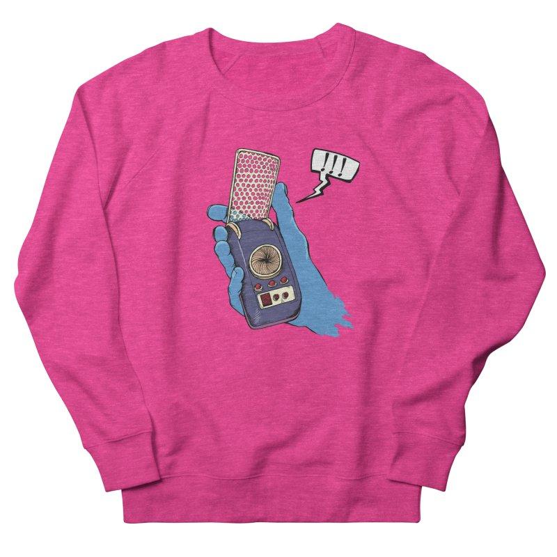 Bad Communication Women's Sweatshirt by Kodi Sershon