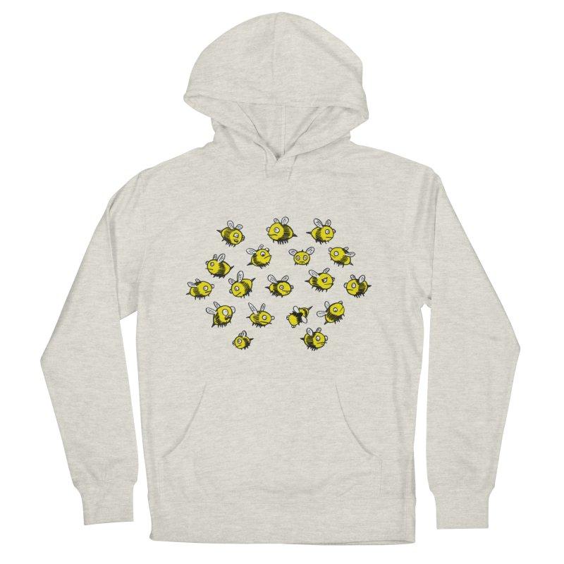 Bees? Men's Pullover Hoody by Kodi Sershon