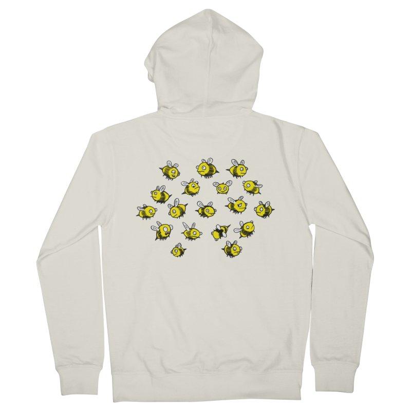 Bees? Women's Zip-Up Hoody by Kodi Sershon