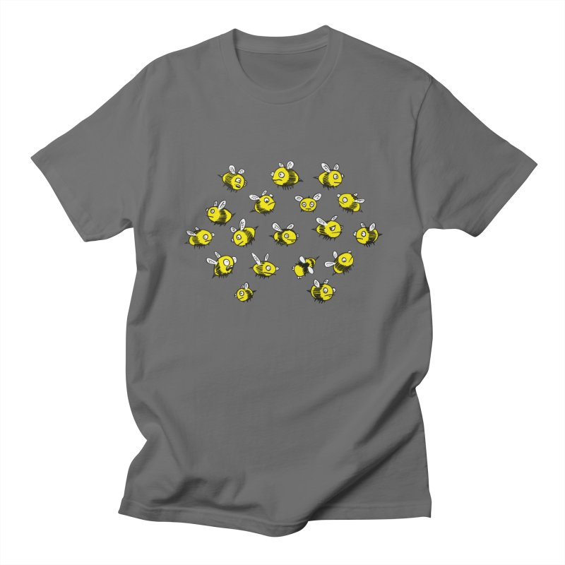 Bees? Men's T-Shirt by Kodi Sershon