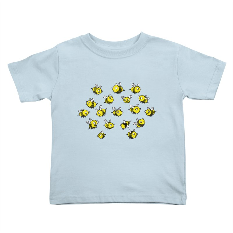 Bees? Kids Toddler T-Shirt by Kodi Sershon