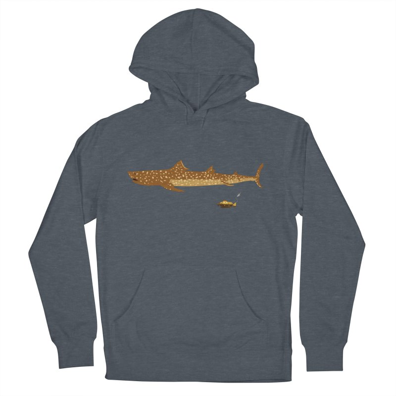Adventure #12: The Jaguar Shark (Part 2) Men's French Terry Pullover Hoody by Kodi Sershon
