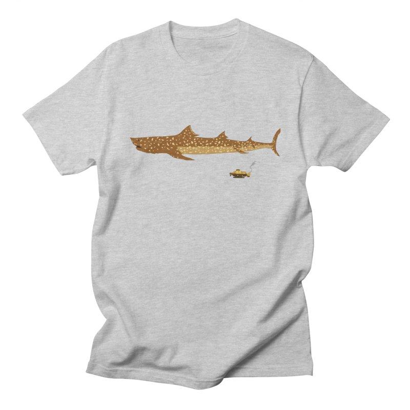 Adventure #12: The Jaguar Shark (Part 2) Men's T-shirt by Kodi Sershon