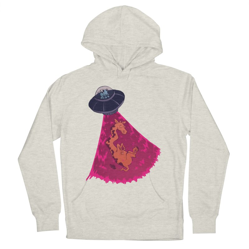 Xip's Awkward Abduction Women's Pullover Hoody by Kodi Sershon