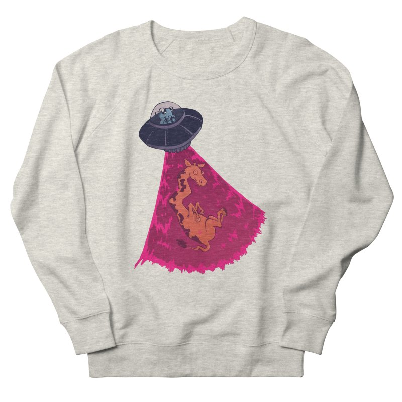 Xip's Awkward Abduction Men's Sweatshirt by Kodi Sershon
