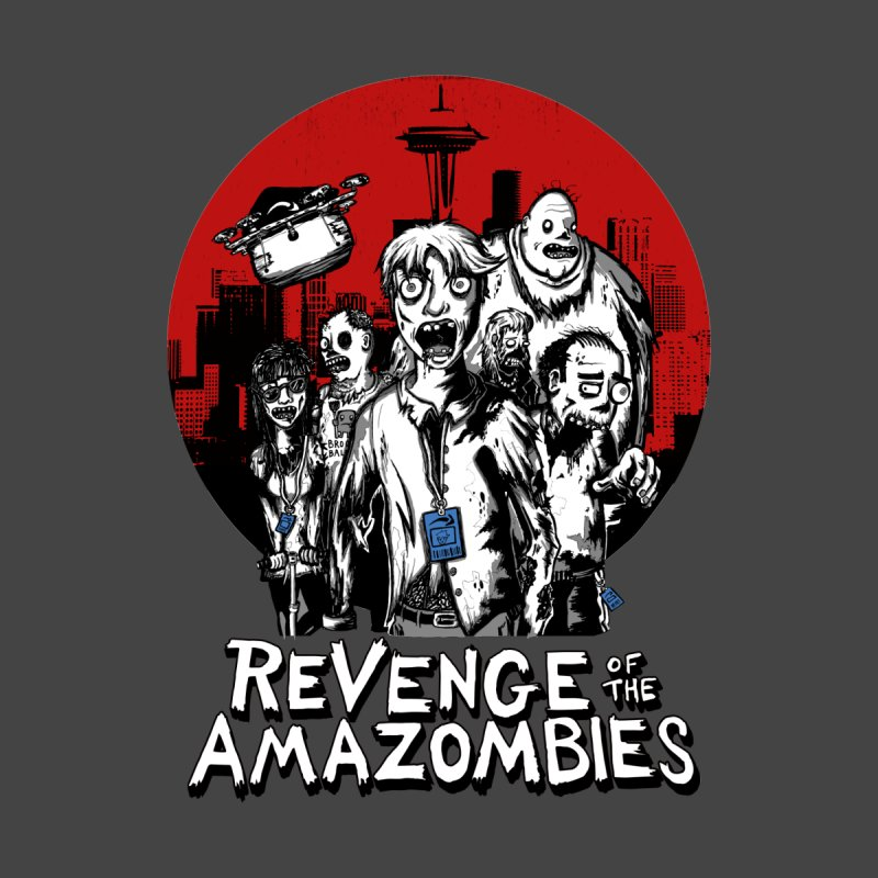 Revenge of the Amazombies Women's Sweatshirt by Kodi Sershon