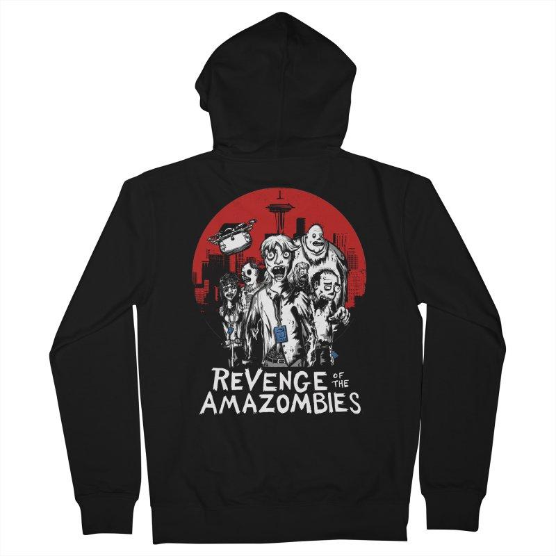 Revenge of the Amazombies Women's Zip-Up Hoody by Kodi Sershon