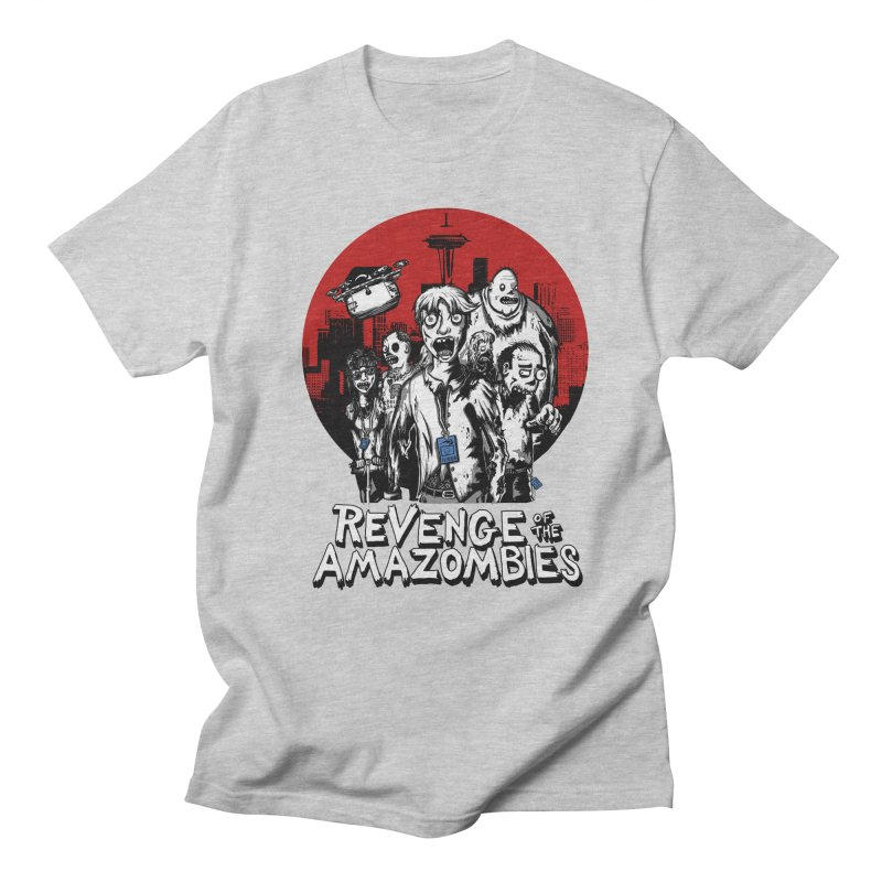 Revenge of the Amazombies Women's Unisex T-Shirt by Kodi Sershon