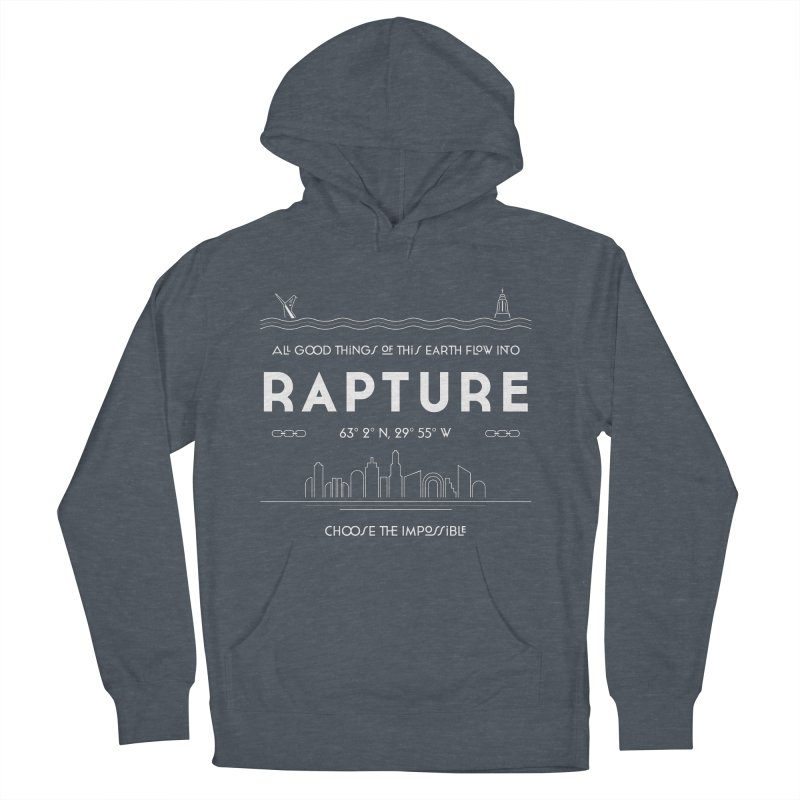 Rapture Men's Pullover Hoody by Kodi Sershon