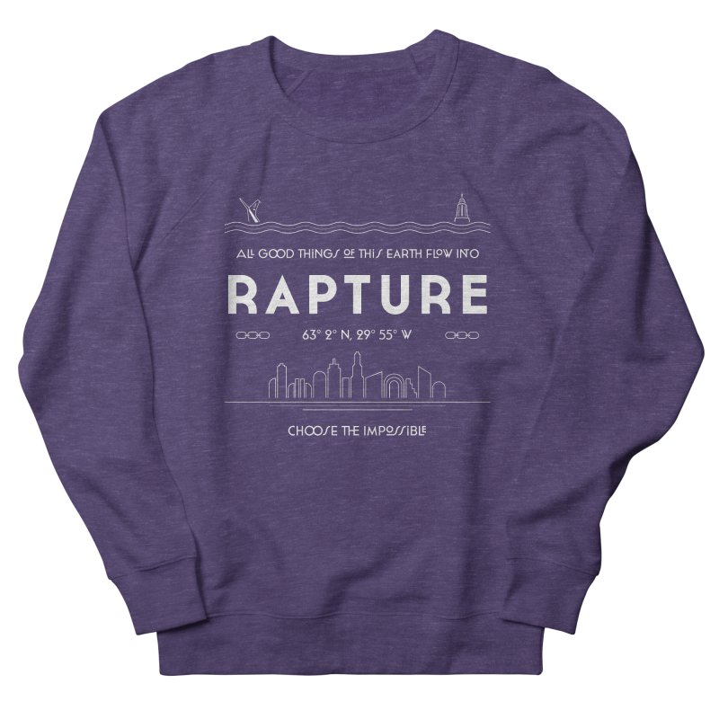 Rapture Men's Sweatshirt by Kodi Sershon