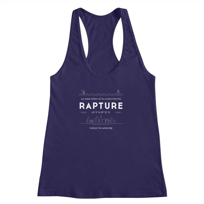 Rapture Women's Racerback Tank by Kodi Sershon