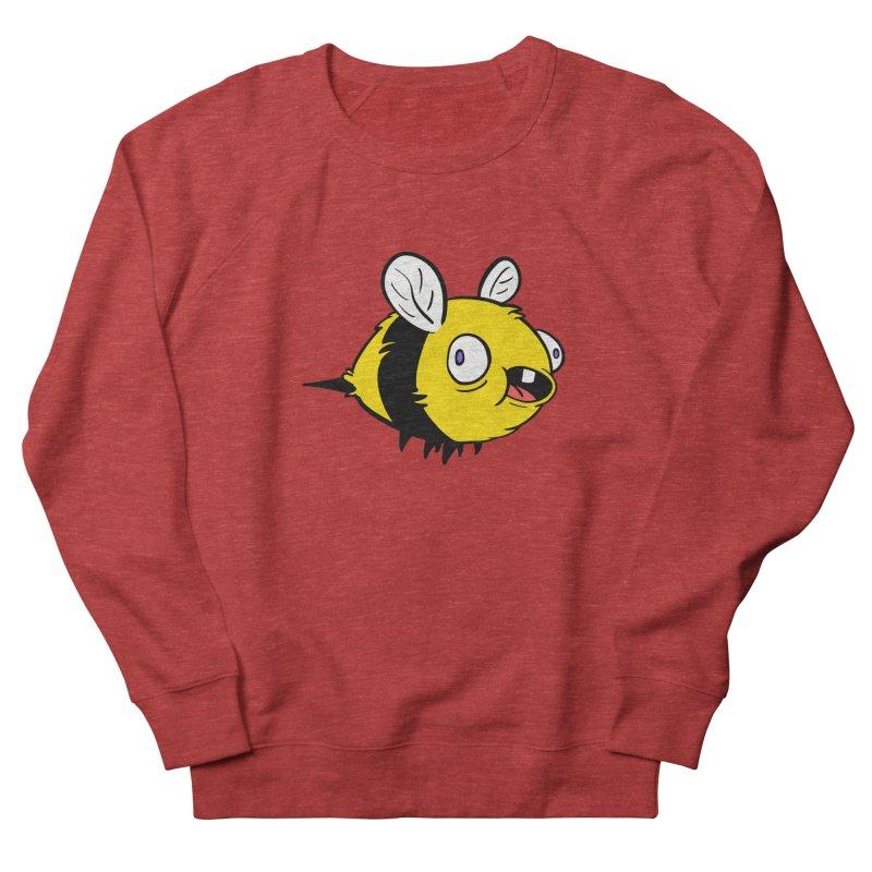 Derpy Bee Women's French Terry Sweatshirt by Kodi Sershon