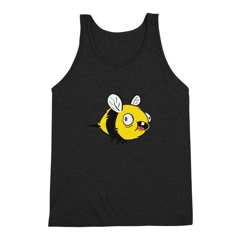 Derpy Bee Men's Triblend Tank by Kodi Sershon