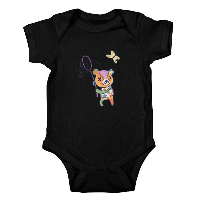 Stitches Kids Baby Bodysuit by Kodi Sershon