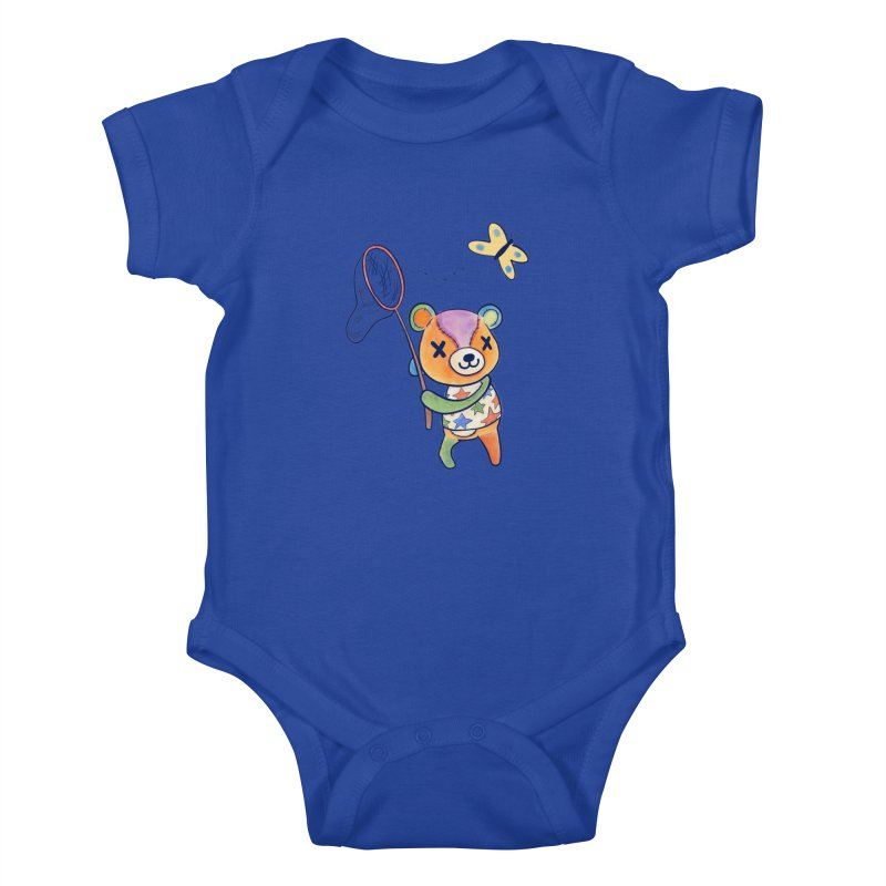Stitches Kids Baby Bodysuit by Kodi Sershon