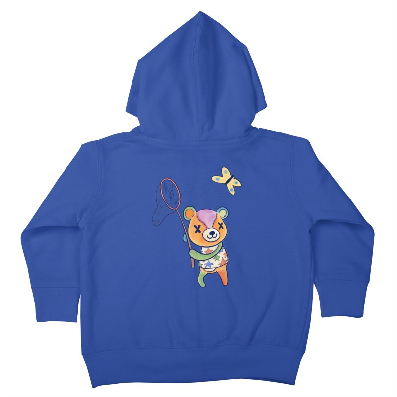 Stitches Kids Toddler Zip-Up Hoody by Kodi Sershon