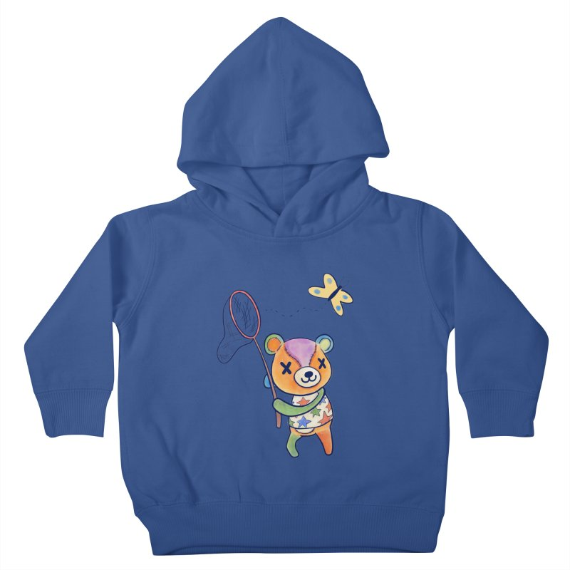 Stitches Kids Toddler Pullover Hoody by Kodi Sershon