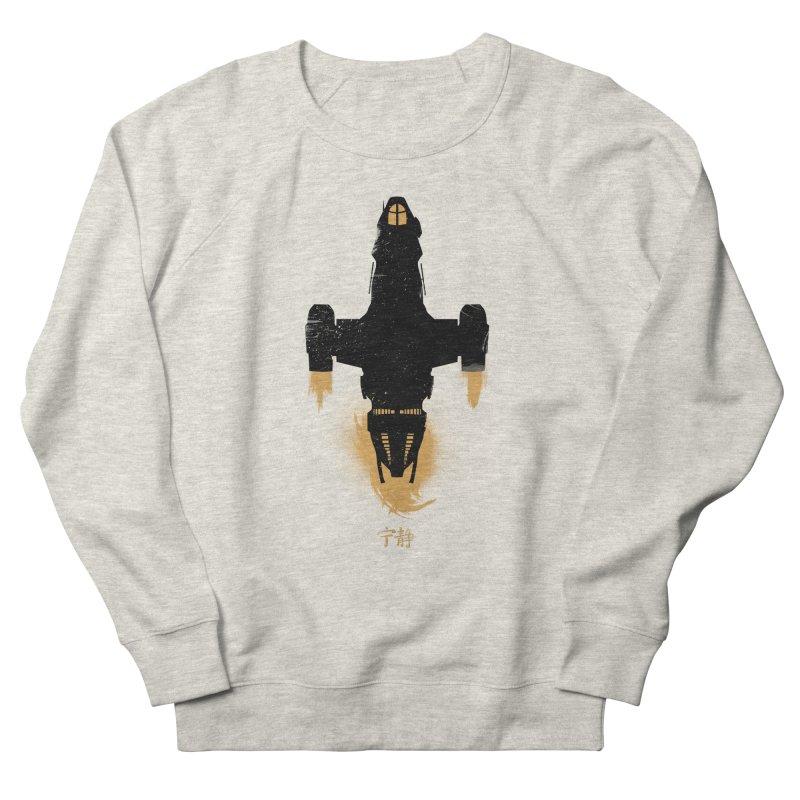 Big Damn Heroes Women's Sweatshirt by Kodi Sershon