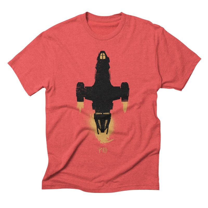 Big Damn Heroes Men's Triblend T-shirt by Kodi Sershon